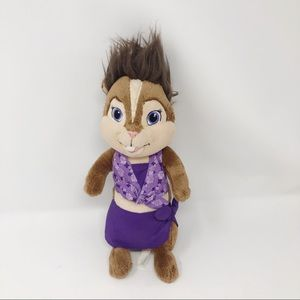 Build A Bear Alvin And The Chipmunks Chpwrecked Jeannette
